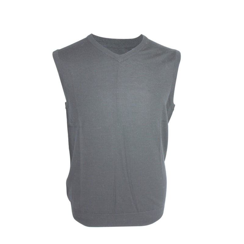 Ashworth Mens Merino V-Neck Sweater Vest