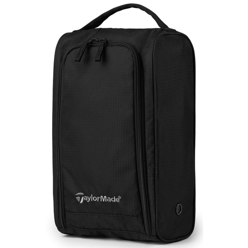 Taylormade Corporate Golf Shoe Bag Black