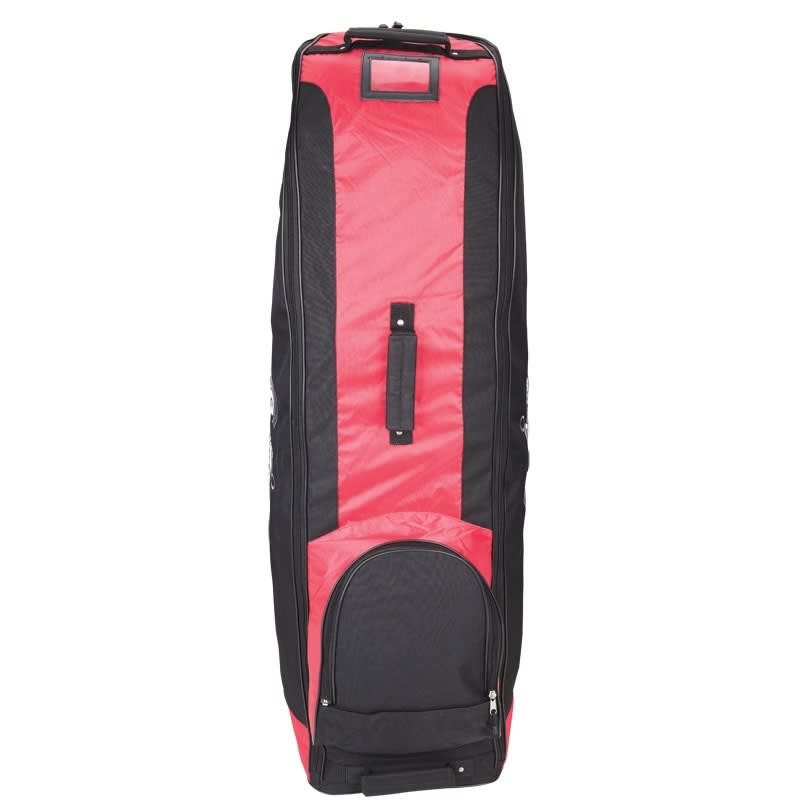 Confidence Golf Travel Bag / Soft Sided Flight Travel Cover with Wheels #