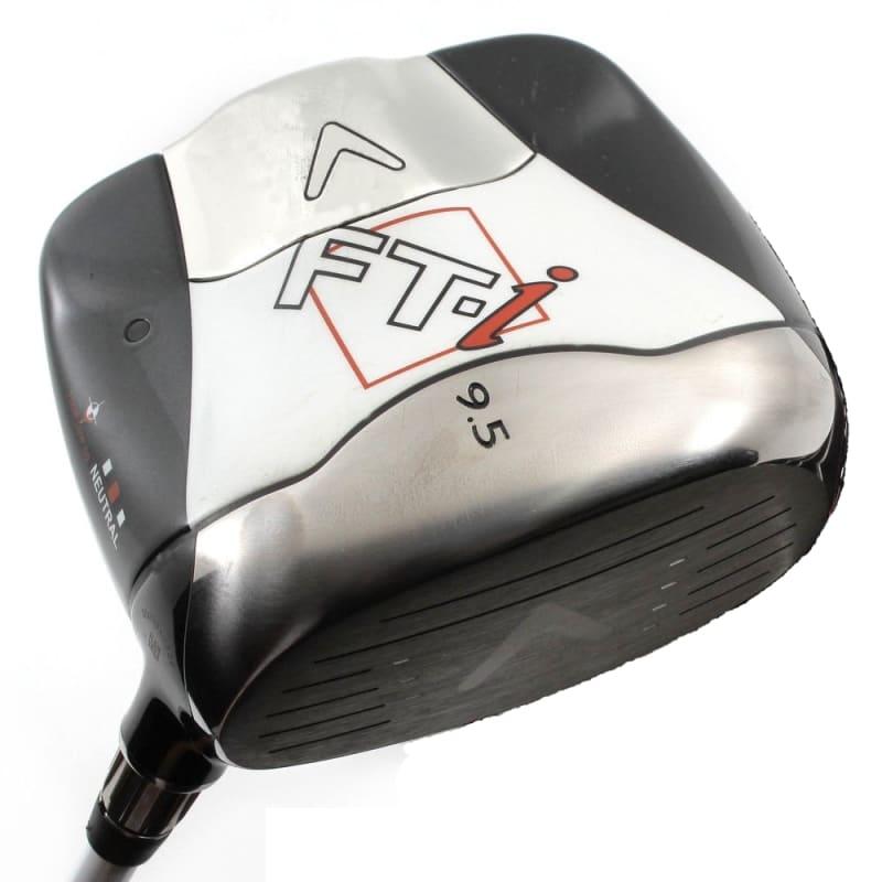 Callaway Golf FT-i iMix Driver