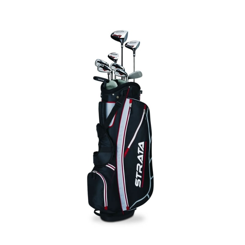 Callaway Strata 12pc Golf Package Set Lefty
