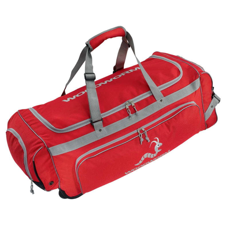 Woodworm Cricket Alpha Wheeled Bag
