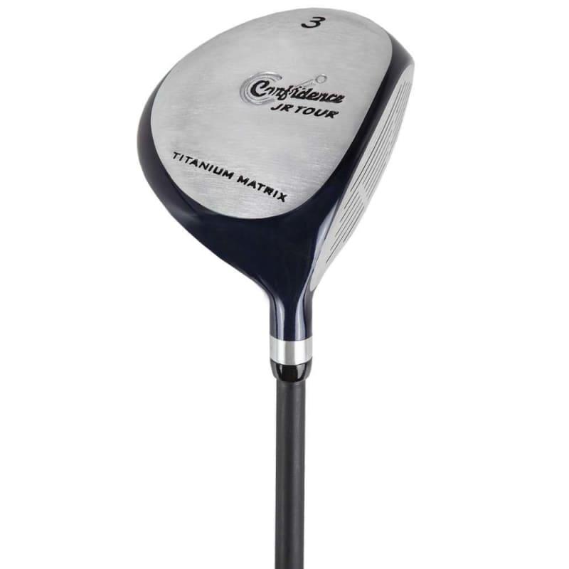 Confidence Golf Junior Tour Golf Club Set - Right Hand #