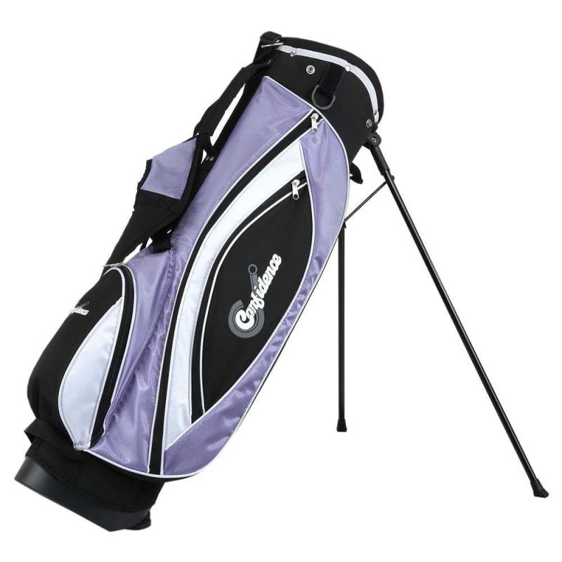Confidence Golf Lady Power V3 Club Set & Stand Bag #5