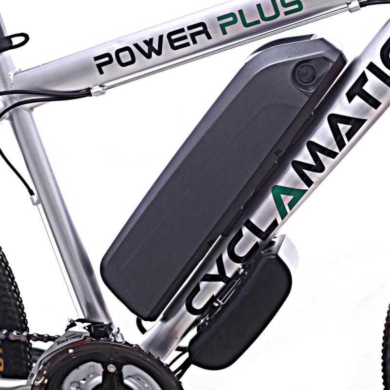 Cyclamatic Power Plus CX1 Electric Mountain Bike #4