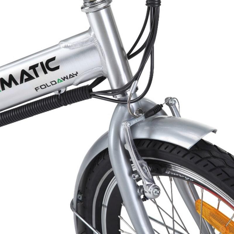 Golfandsports Com Open Box Cyclamatic Foldaway Electric Bike