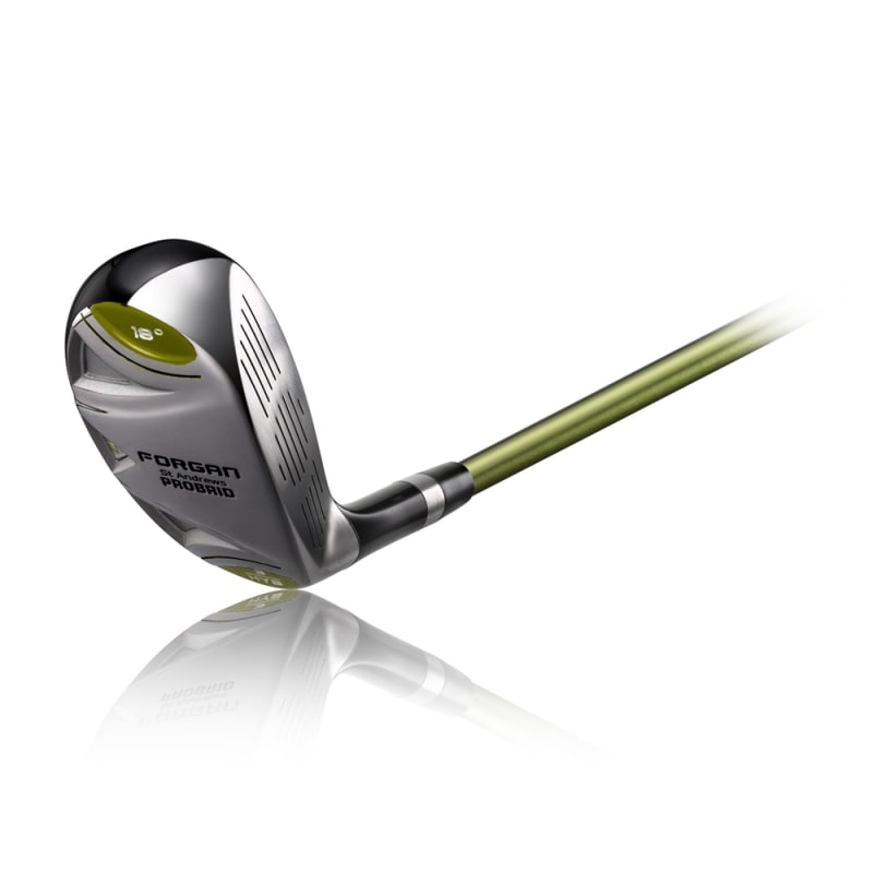Forgan of St Andrews Probrid 15° #2 Hybrid Utility Rescue Wood Right Hand - Graphite Shaft - Regular Flex #2