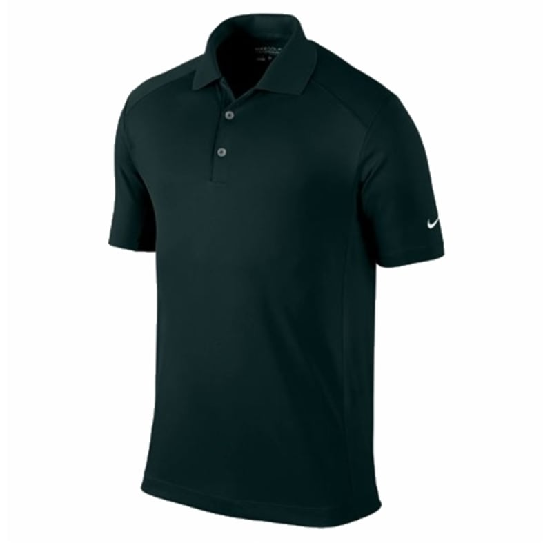 43428f24 Nike Dri-Fit Victory Mens Golf Polo - Black - The Sports HQ
