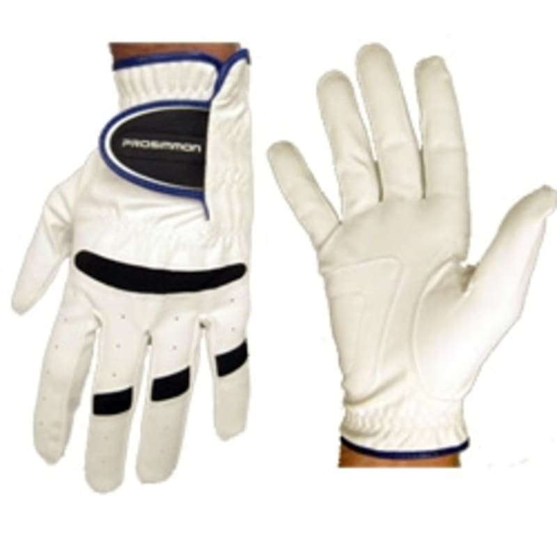 Prosimmon Ladies All-Weather Right Hand Golf Gloves White  #