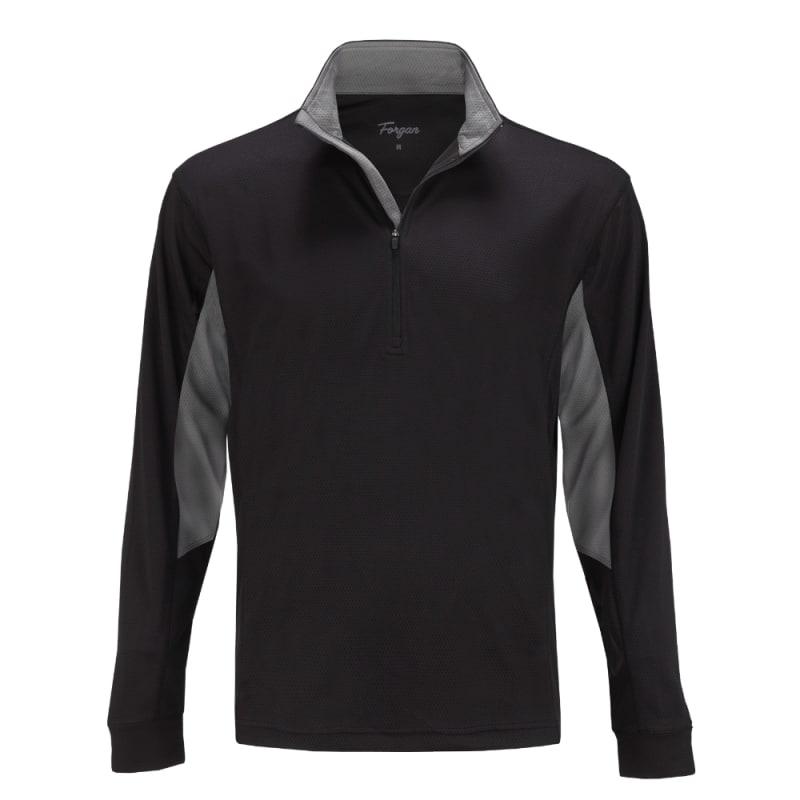 2 PACK Forgan of St Andrews Men's Golf Lightweight Pullover 1/4 Zip Top #1