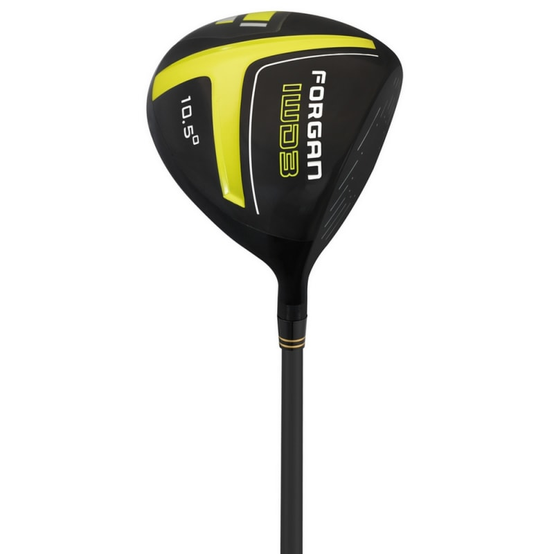FORGAN IWD2 460CC TITANIUM DRIVER FOR MAC