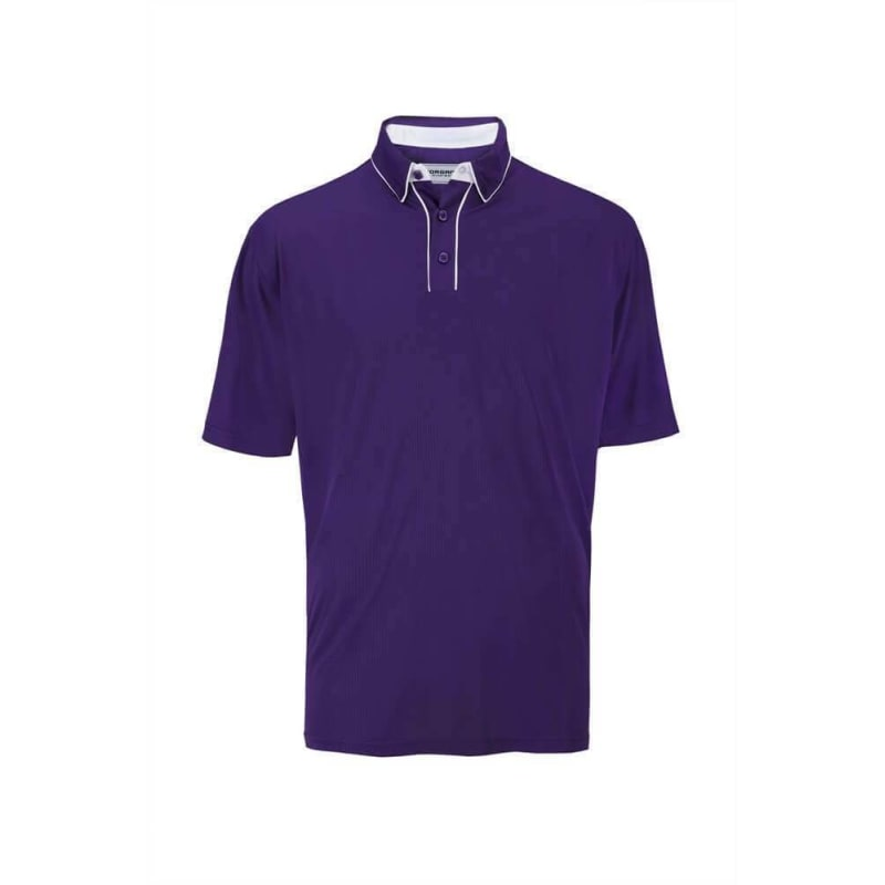 Forgan MXT V2 Golf Polo Shirts Purple