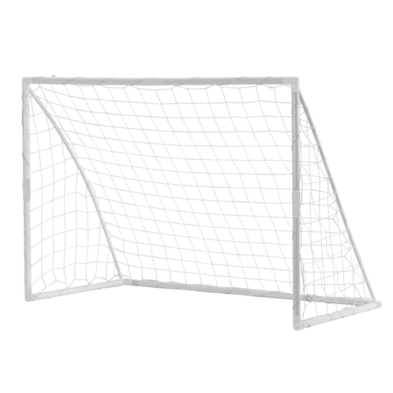 Woodworm 6' x 4' Portable Plastic Soccer Goal