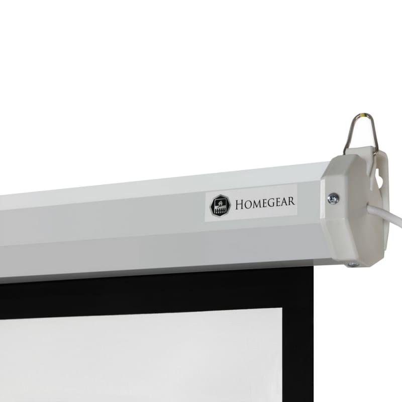"""Homegear 110"""" HD Motorized 16:9 Projector Screen #3"""