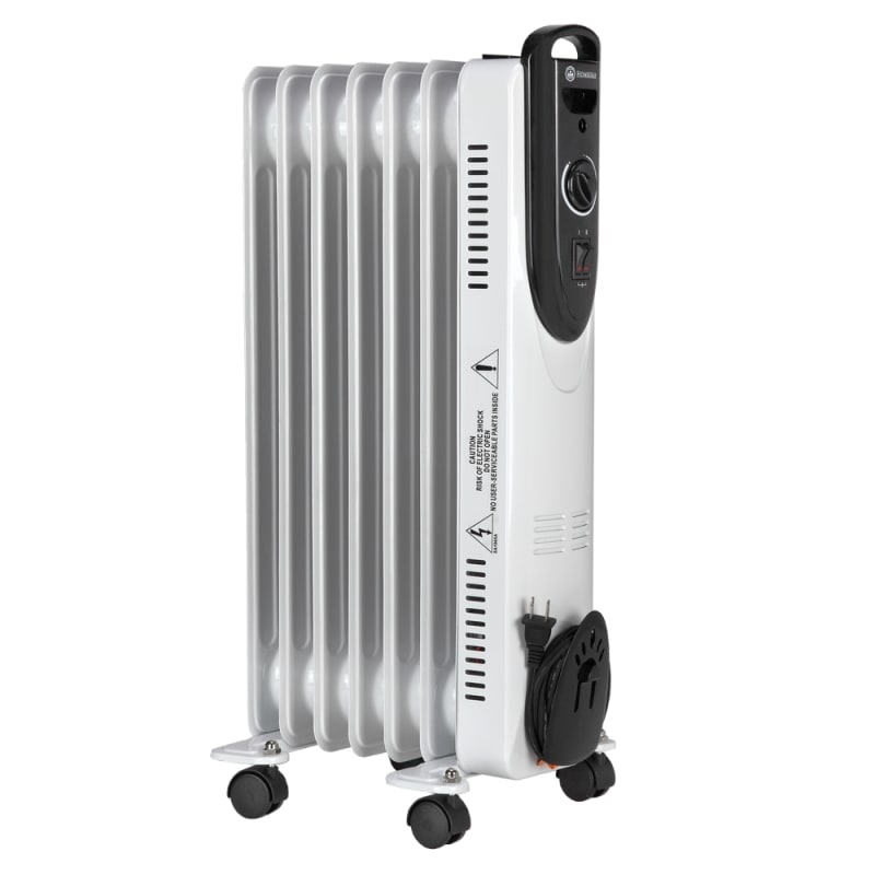 Homegear Oil Filled Radiator Heater with Dual Heat Settings