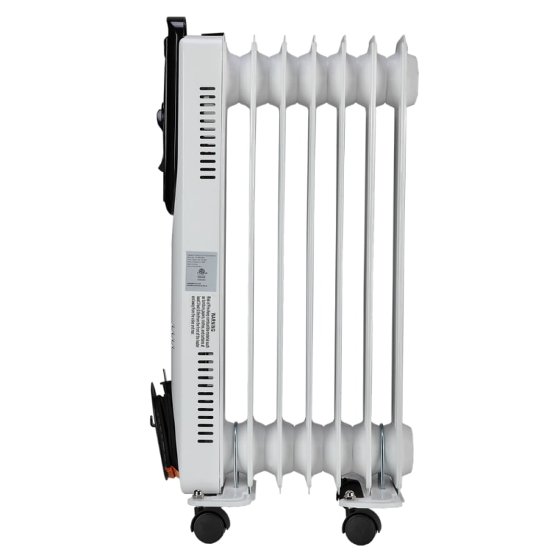 OPEN BOX Homegear Oil Filled Radiator Heater with Dual Heat Settings #1