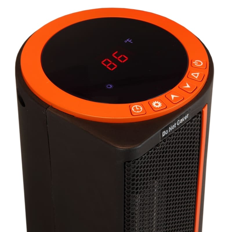 Homegear Electronic Oscillating Tower Heater with Remote Control and Digital Control Panel #2