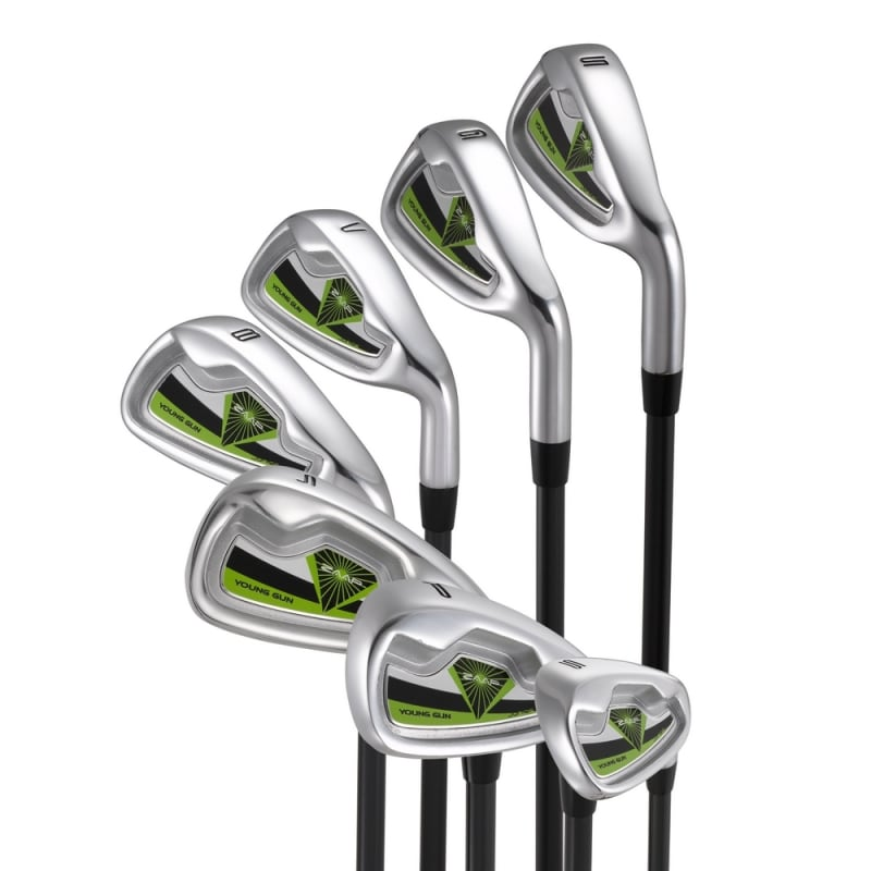 Young Gun ZAAP 5 - SW Junior Golf Iron Set #2