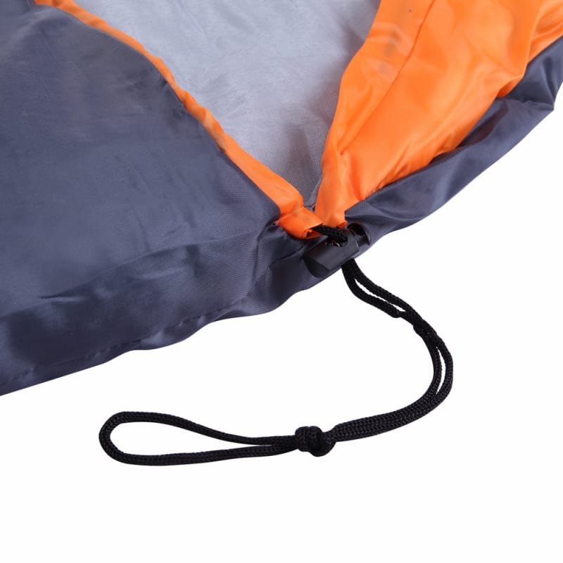 North Gear Camping Envelope Sleeping Bag With Hood #5