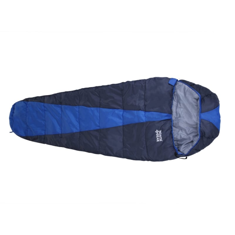 North Gear Camping Loche Mummy Sleeping Bag #