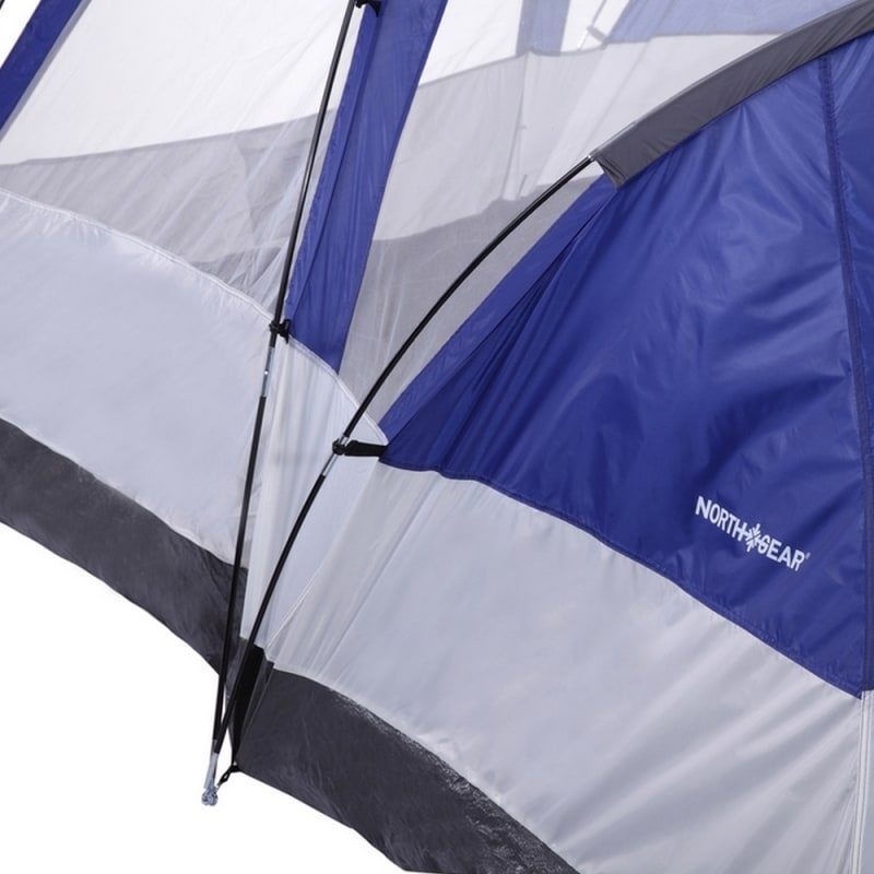 North Gear Deluxe 8 Person Family Tent #4