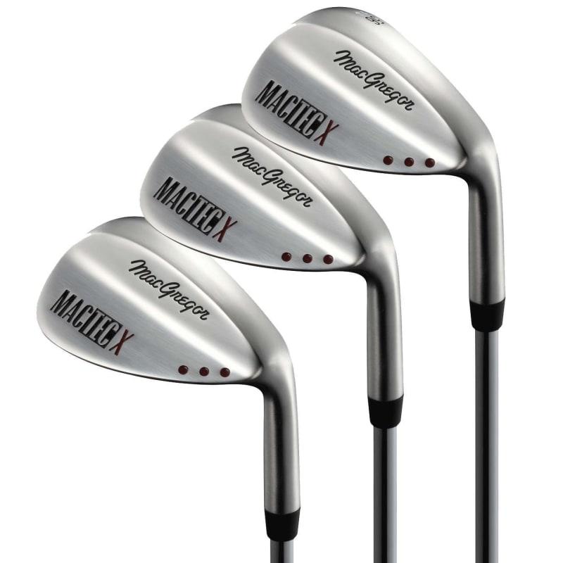 MacGregor Golf MacTec X Wedge Set, Mens Right Hand