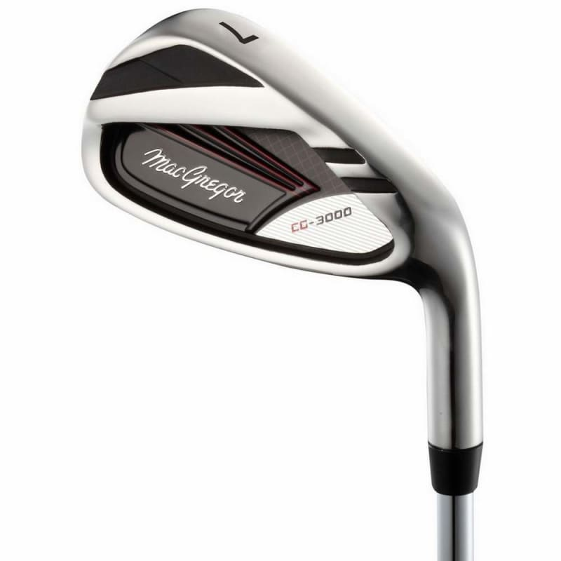 MacGregor Golf CG3000 Golf Clubs Set with Bag, Mens Right Hand, Graphite/Steel #4