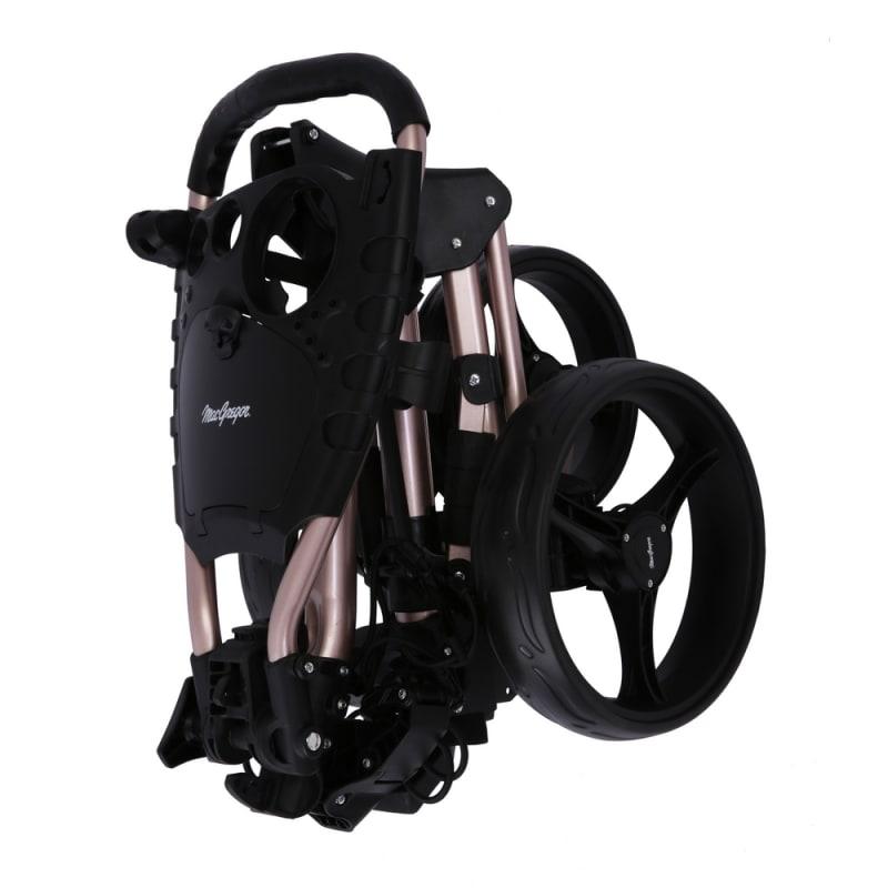 MacGregor Titanium 3 Wheel Folding Golf Cart #