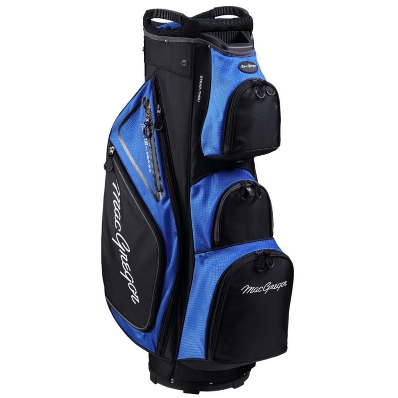 """MacGregor Golf VIP Deluxe 14-Way Cart Bag, 9.5"""" Top #1"""