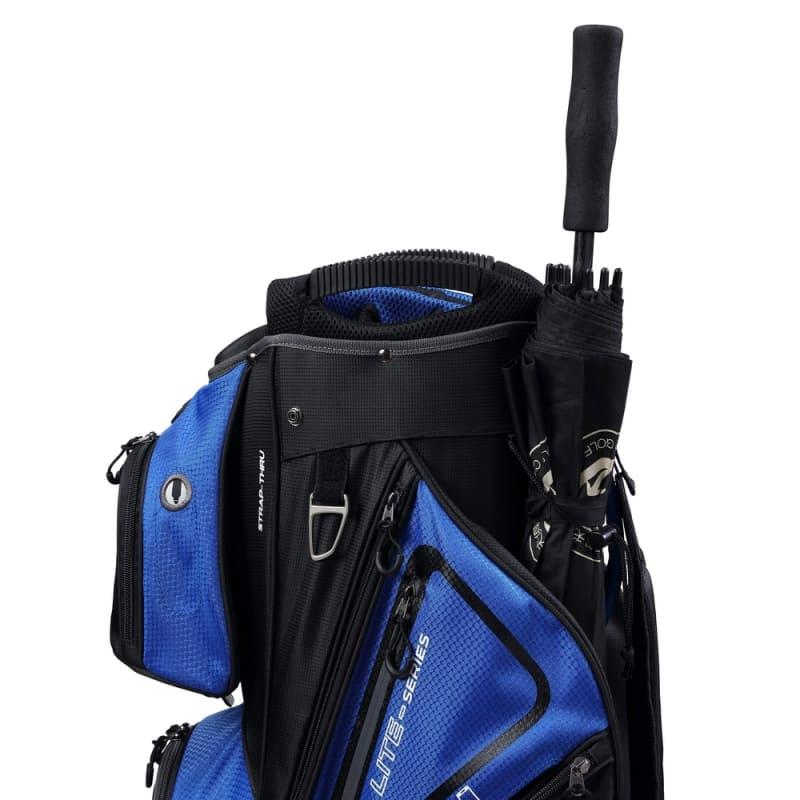 """MacGregor Golf VIP Deluxe 14-Way Cart Bag, 9.5"""" Top #3"""