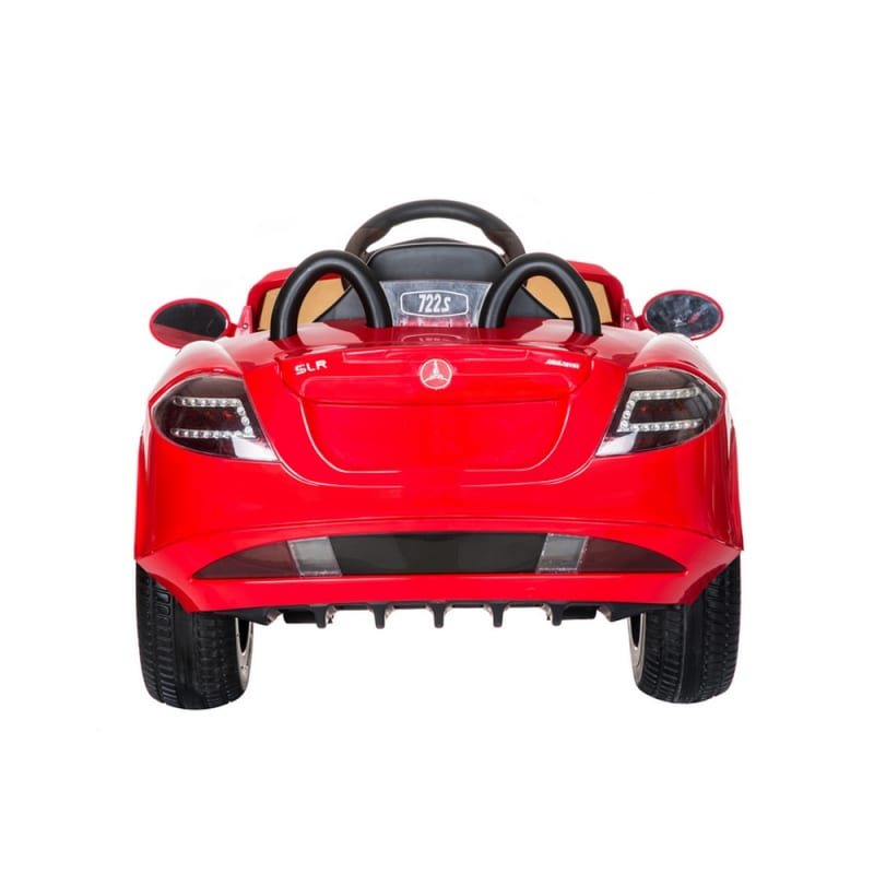 Mercedes by ZAAP SLR Roadster Sports Electric Battery Ride On Kids Toy Car with Parents Remote Control #5