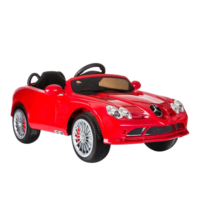 Mercedes by ZAAP SLR Roadster Sports Electric Battery Ride On Kids Toy Car with Parents Remote Control #6