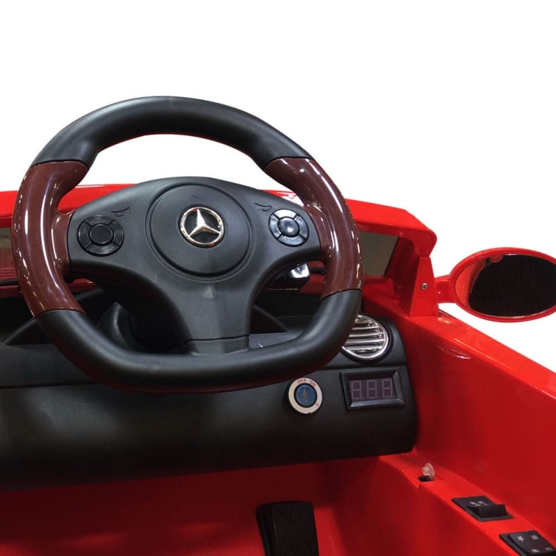 Mercedes by ZAAP SLR Roadster Sports Electric Battery Ride On Kids Toy Car with Parents Remote Control #7
