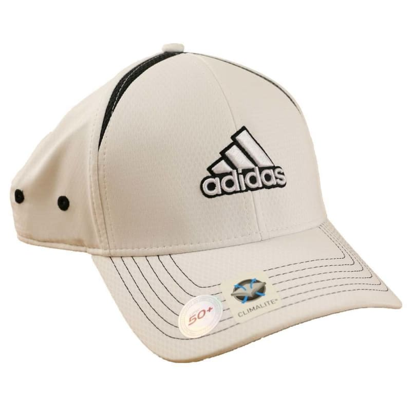 Adidas Mens Shadow Cap White