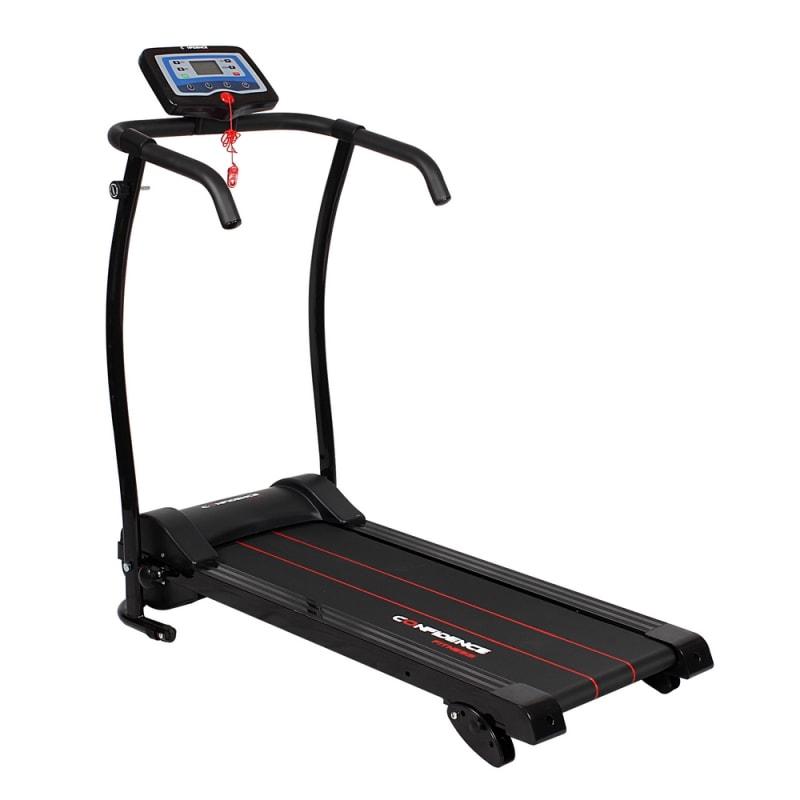 Confidence Power Trac Pro 735W Electric Motorized Treadmill #