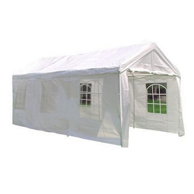 Palm Springs 10' x 20' HEAVY DUTY White Party Tent Gazebo