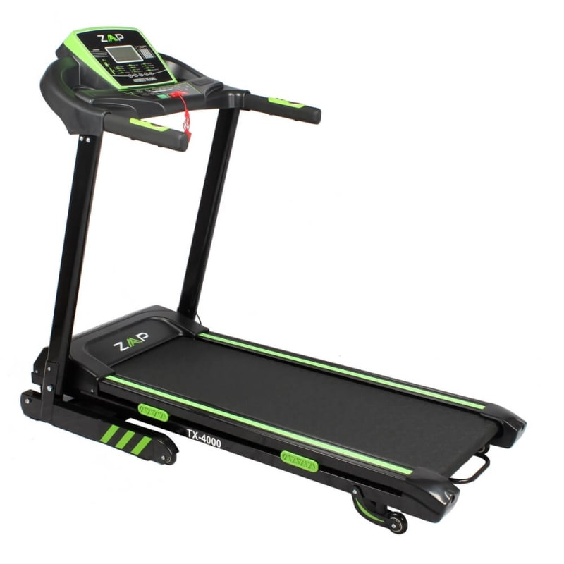 Ex-Demo ZAAP TX-4000 Electric Treadmill Running Machine