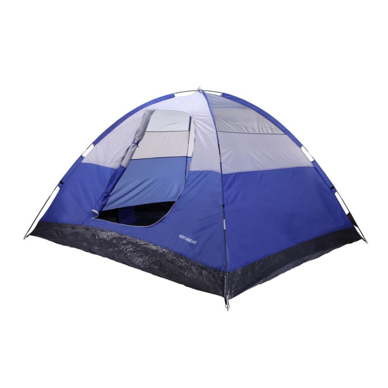 North Gear Camping 4 Person Dome Tent
