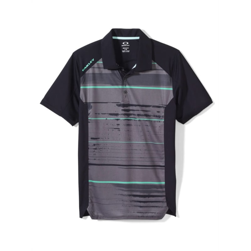 Oakley Oakford Polo Jet Black