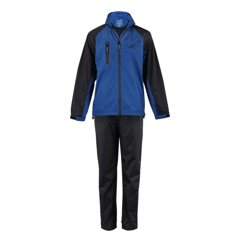 OPEN BOX Woodworm Golf V2 Mens Waterproof Suit Blue XL #