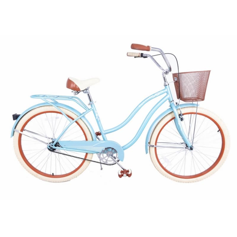 "Royal London Retro 18"" Ladies Cruiser Bike"