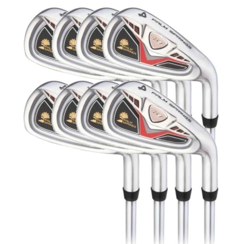 Palm Springs Golf 2EZ 4-SW Irons Set 8 Clubs