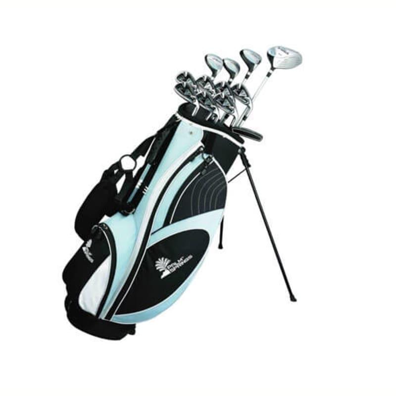 Palm Springs Visa Ladies All Graphite Golf Package Set