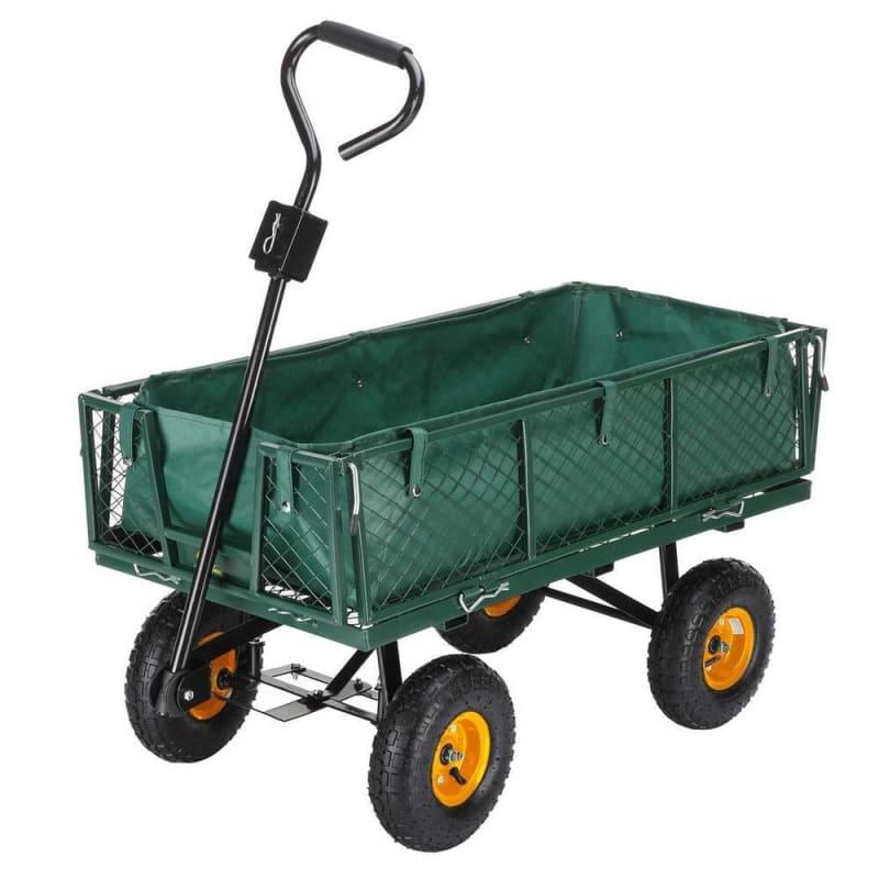 Palm Springs Heavy Duty Garden Cart Utility Wagon Just