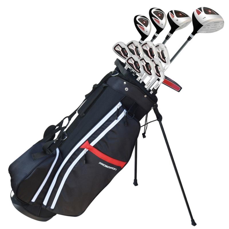 Prosimmon Golf X9 V2 All Graphite Clubs Set & Bag - Mens Right Hand #1