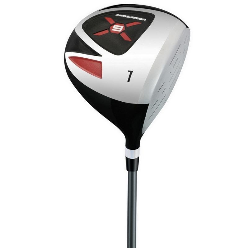 Prosimmon Golf X9 V2 Graphite/Steel Clubs Set & Bag - Mens Right Hand #