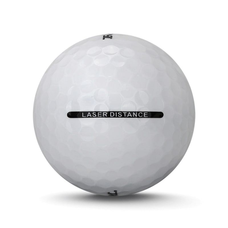 72 Ram Golf Laser Distance Golf Balls - White