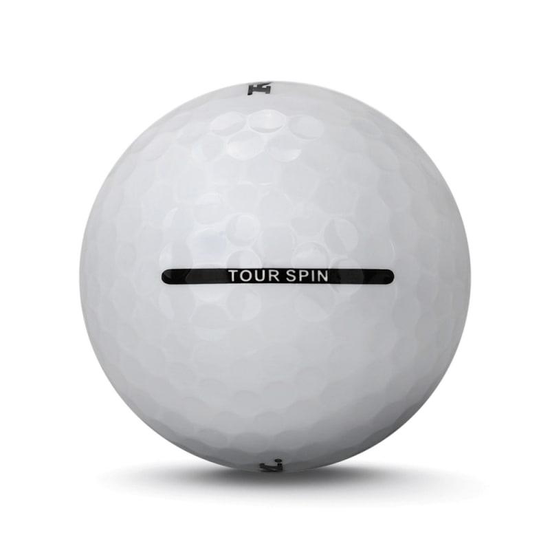 72 Ram Golf Tour Spin 3 Piece Golf Balls