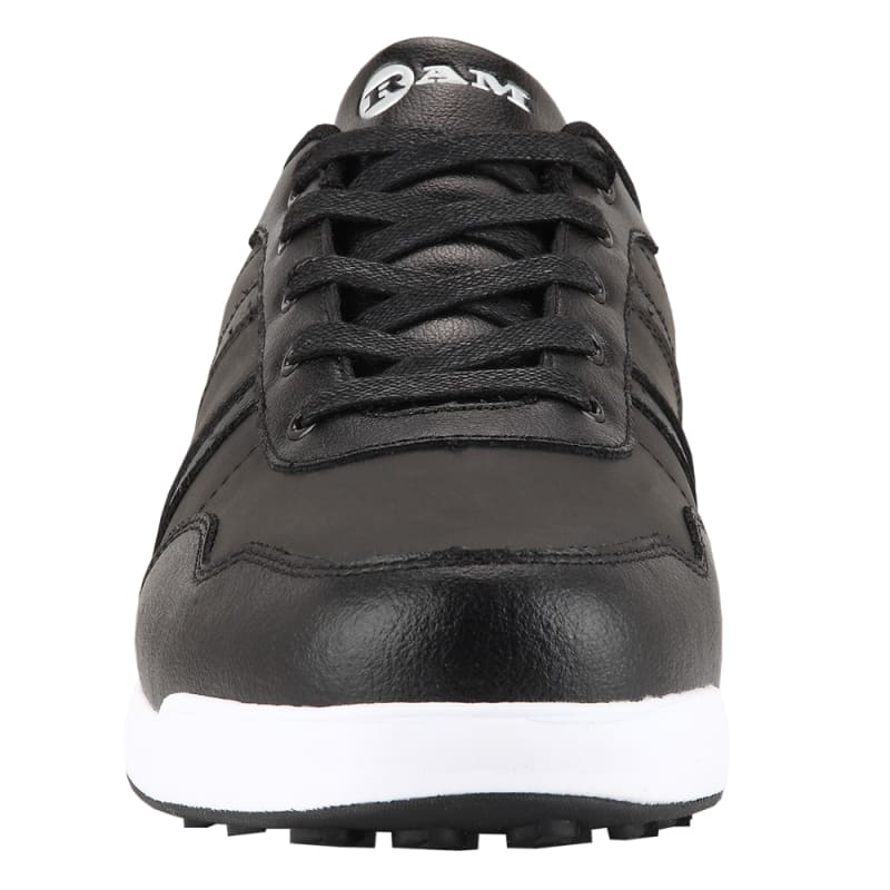 Ram FX Comfort Mens Waterproof Golf Shoes - Black #3