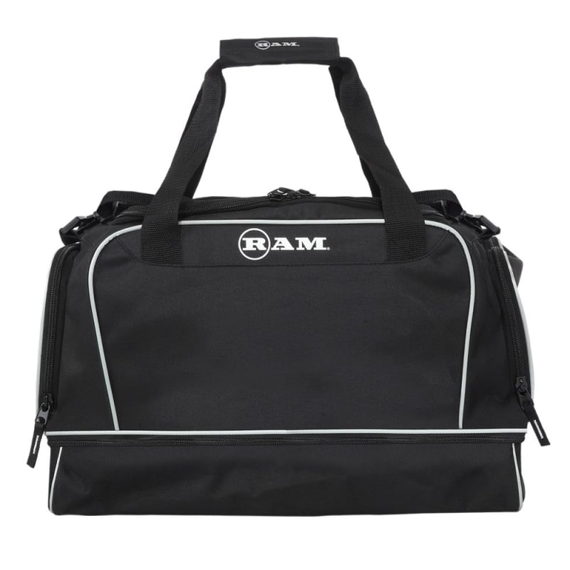 Ram Golf Duffel Bag / Gym Bag / Sports Holdall with Dedicated Shoe Compartment + Free Golf Shoe/Boot Bag #1